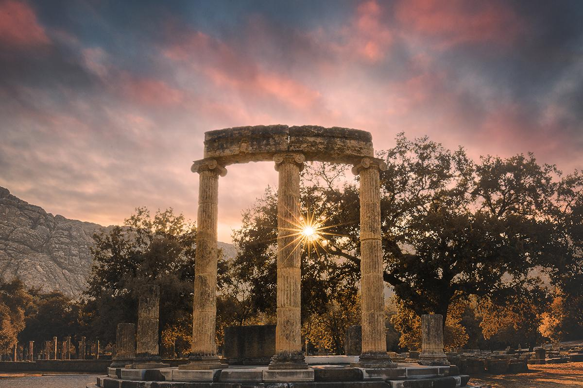 Ancient Olympia Tour - The Road To Glory